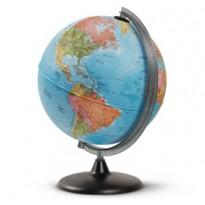 Globo geografico non illuminato Corallo  30CM NOVARICO 0330COPOIT0NF05B