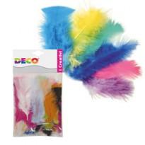 Piume colorate 10gr CWR 05756