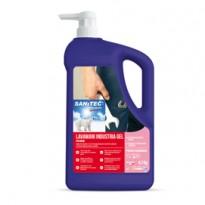 Sapone lavamani Industria Gel 4,7kg in tanica dispenser Sanitec 1045