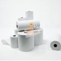 Blister 10 rotoli carta termica 55gr BPA free 57mm x 25mt (per calc./stamp.) FSATNBPA57025