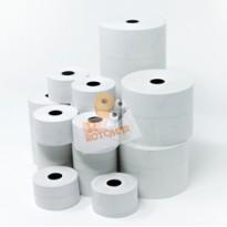 Blister 10 rotoli RC carta termica BPA free FSC 55gr 57,5mm x 80mt 77mm FSRTOBPA57580