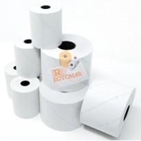 Rotolo bilancia carta termica BPA free NVCSF 60mm x 90mt 88mm F25mm FSBTFBPA60090 - Conf da 4 pz.