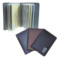 Display 24 Pluricard con scudo carbon Alplast 880scf