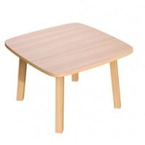 Tavolino attesa Woody faggio Paperflow K440281