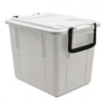 Contenitore con coperchio 20Lt bianco Foodbox 143/20-BIM