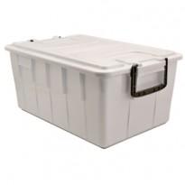 Contenitore con coperchio 40Lt bianco Foodbox 143/40-BIM