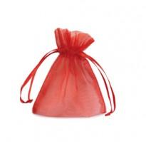 20 Sacchetti organza Milly 8,5x10cm rosso UL550DLL02VRO