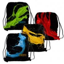 Sacca T-bag Colorosa 35x50cm colori assortiti RiPlast 368500.S - Conf da 4 pz.
