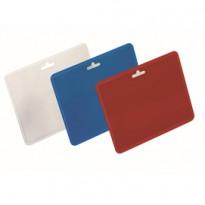 100 Portanome 60x90mm orizzontale Blu Durable 999110827