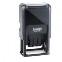 Timbro Printy 4750 4.0 41x24mm testo personalizz. autoinch. TRODAT 140807