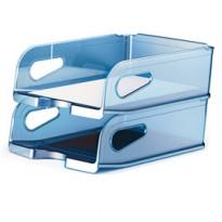 Vaschetta portacorrispondenza MAXI azzurro ARDA TR18MAXBL