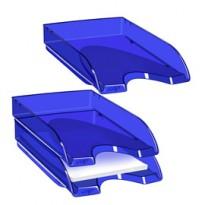 Vaschetta portadocumenti Happy 200+H - Electric Blue - CEP 1002000721