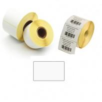 5.000 Etichette Trasf. Termico f.to 50x30mm - 2 piste - remov.Printex ETT5030REM