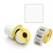 500 Etichette Trasf. Termico Diretto f.to 100x100mm - 1 pista Printex ETE100100