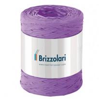 Rafia sintetica 6802 5mmx200mt colore lilla 16 Brizzolari 01003716