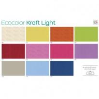 Scatola 100fg carta regalo Kraft Light 70X100cm SADOCH 74400LIT