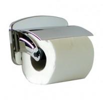 Portarotolo carta igienica in acciaio inox 105041