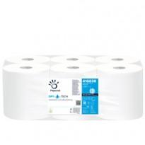 Bobina asciugamani autocut DryTech 1 velo 300mt 416638 - Conf da 6 pz.