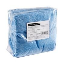 Pack 10 Panni microfibra 40x40cm azzurro Ultrega PERFETTO 26602