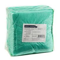 Pack 10 Panni microfibra 40x40cm verde Ultrega PERFETTO 26603