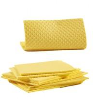Pack 10 Pannospugna Aquos giallo PERFETTO 0231