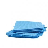 Pack 10 Pannospugna Aquos azzurro PERFETTO 0231A