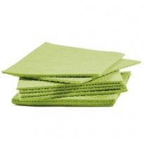 Pack 10 Pannospugna Aquos verde PERFETTO 0231B