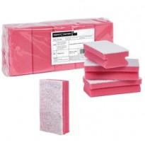 Pack 10 Spugne rosso Pro Color PERFETTO 0220