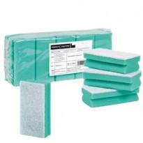 Pack 10 Spugne verde Pro Color PERFETTO 0220A