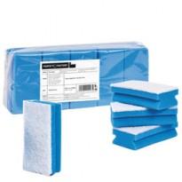 Pack 10 Spugne azzurro Pro Color PERFETTO 0220C
