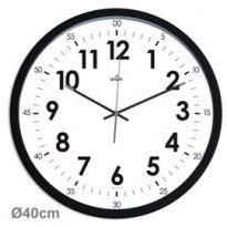 Orologio da parete 40cm Silent Clock Orion by Cep 2112510011