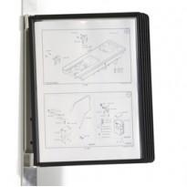 Leggio Vario Magnet Wall 5 pannelli Durable 5914-01