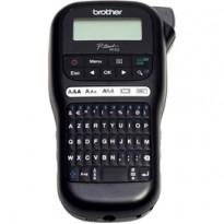 Etichettatrice palmare portatile, nastri serie TZe da 3.5 a 12 mm. Tastiera QWER PTH110TA1