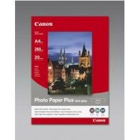 20 FOGLI CARTA SEMILUCIDA SATINATA PER STAMPE FOTOGRAFICHE A COLORI SG-201 A4 1686B021 - Conf da 2 pz.