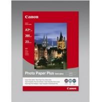CANON CARTA FOTOGRAFICA PLUS SEMI GLOSS SG-201 A3+ 20FOGLI 260g/m2 1686B032 - Conf da 2 pz.