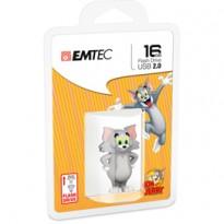 MEMORIA USB2.0 HB102 16GB HB Tom 3D ECMMD16GHB102
