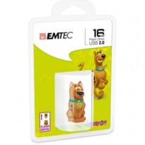 MEMORIA USB2.0 HB106 16GB HB Scooby Doo 3D ECMMD16GHB106