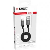 Emtec Cavo USB-A to Lightning T700 ECCHAT700AP