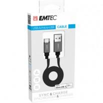 Emtec Cavo USB-A to micro-USB T700 ECCHAT700MB