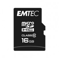 MicroSDHC 16GB Class10 Classic ECMSDM16GHC10CG