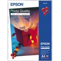 CARTA FOTOGRAFICA OPACA 100fg 102gr 210x297mm A4 720/1440dpi HQ EPSON C13S041061