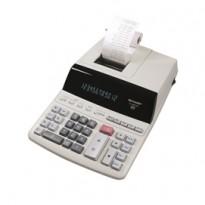 Calcolatrice scrivente EL 2607PGYSE, 12 cifre, 2 colori di stampa, alim. a rete EL2607PGGYSE