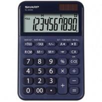 Calcolatrice da tavolo, EL M335 10 cifre, colore blu ELM335 BBL