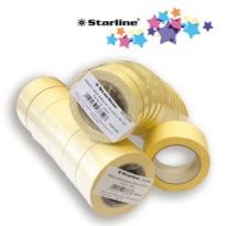 NASTRO ADESIVO in CARTA 25mmx50mt Starline 1365stl - Conf da 9 pz.