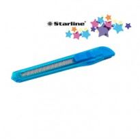 Cutter 9mm con bloccalama Basic Starline STL (SX-4)