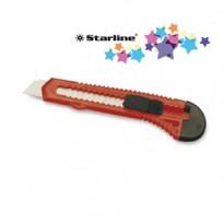 Cutter 18mm con bloccalama Basic Starline STL (SX-8)