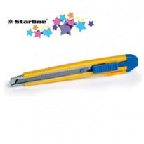 Cutter 9mm con bloccalama Premium Starline STL (SX-42)