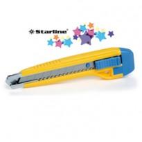 Cutter 18mm con bloccalama Premium Starline STL (SX-45)