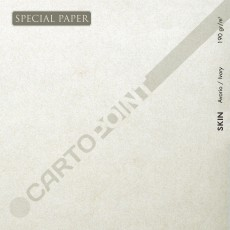 SPECIAL PAPER Carta SKIN AVORIO A3 - cm. 29,7x42 190 gr/mq (busta da 50 fogli)